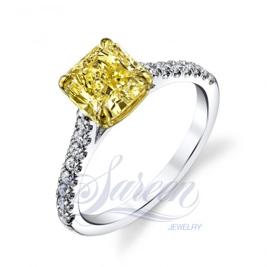 Luseen A. Ladies Diamond Ring