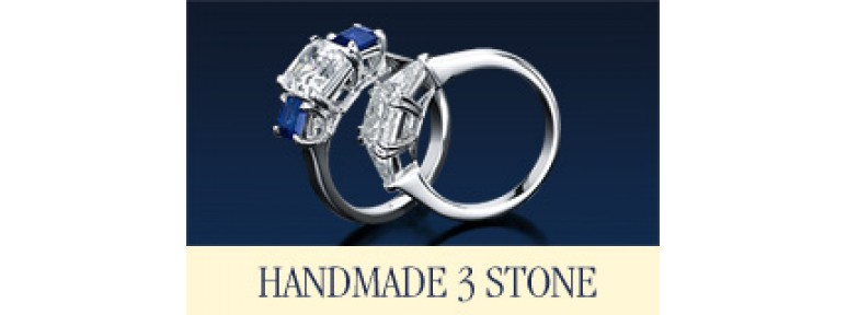 Handmade 3 Stone