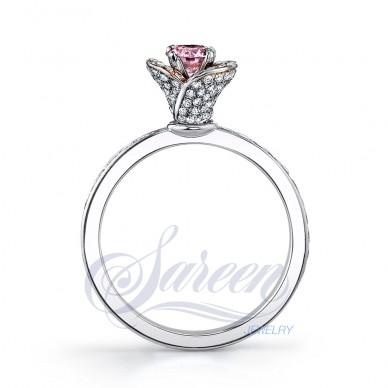 Camille Couture Ladies Diamond Ring