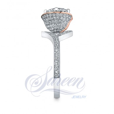 Camille Couture Ladies Diamond Ring