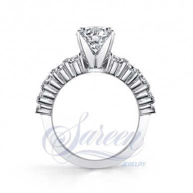 Classic Ladies Diamond Ring