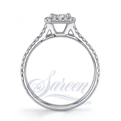 Diane's Tiara Ladies Diamond Ring
