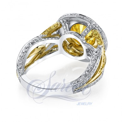 Sareen Celebrity Diamond Ring