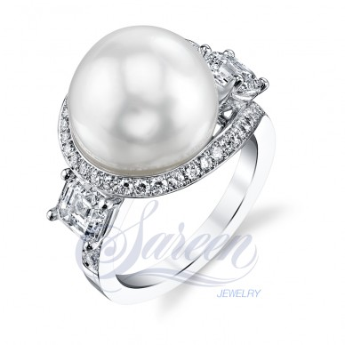 Sareen Pianeta Diamond Ring