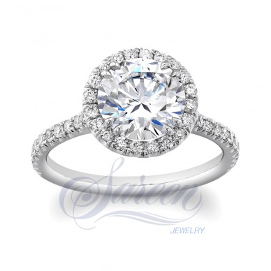 Diane's Tiara Ladies Diamond Ring