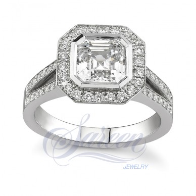Sareen Ii Ladies Diamond Ring