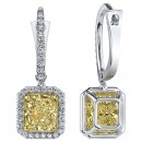 Sareen Ladies Diamond Pendants & Earrings