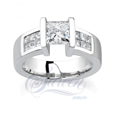 Sareen Tension Ladies Diamond Ring