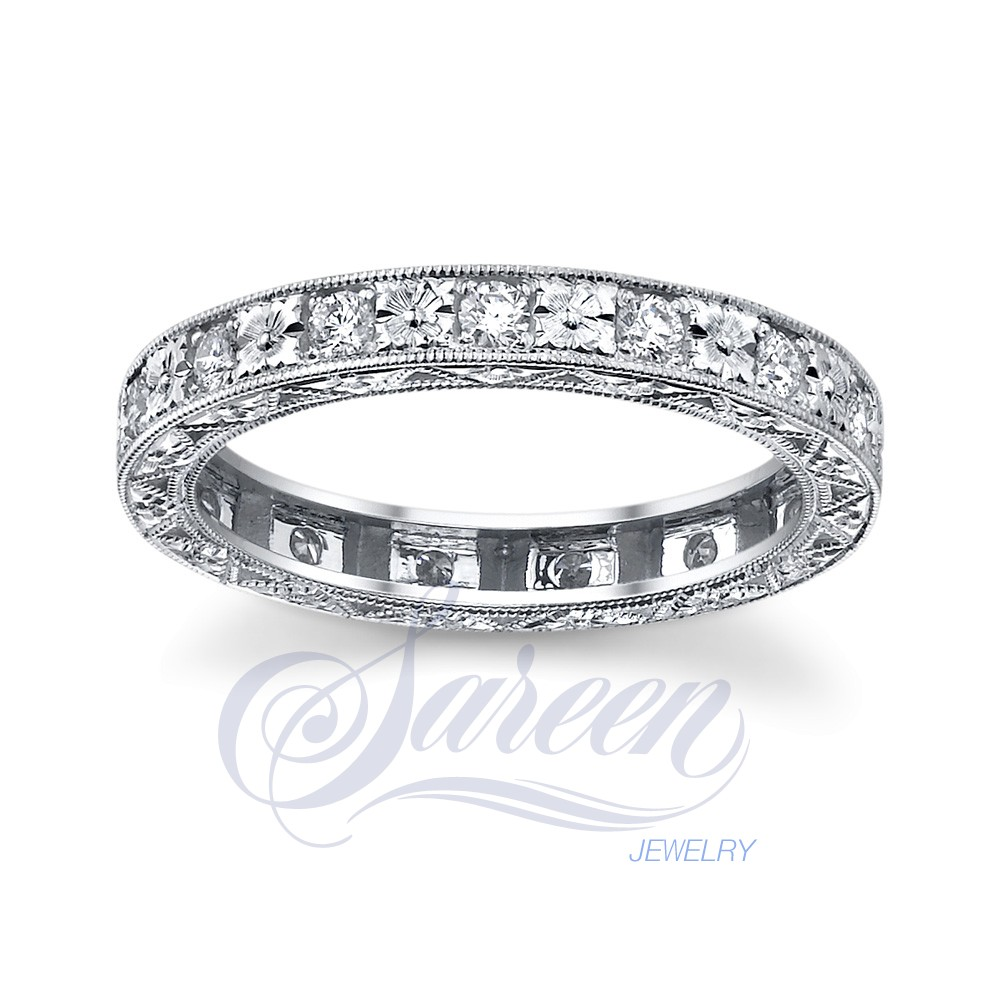 style lace vintage from band of bands kwiat pin diamond ring the white gold collection