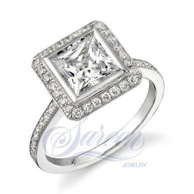 Sareen Ii Ladies Diamond Ring
