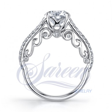 Sareen Signature Ladies Diamond Ring