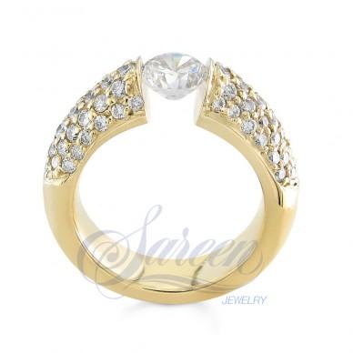 Sareen Tension Ladies Diamond Ring