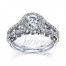 Sareen Signature Ladies Diamond Ring